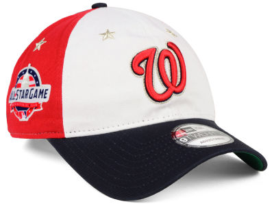 Washington Nationals New Era 2018 MLB All Star Game 9TWENTY Cap