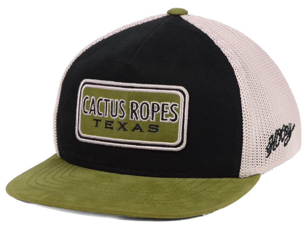 HOOey Youth Cactus Ropes Cap  85b623e9d49