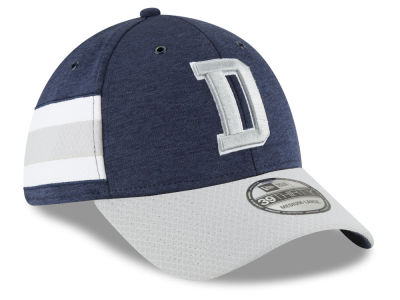 Dallas Cowboys New Era 2018 Official NFL Sideline Home 39THIRTY Cap