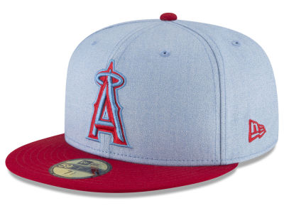 Los Angeles Angels New Era 2018 MLB Father's Day 59FIFTY Cap