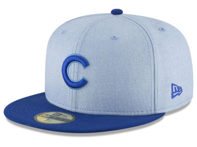 Chicago Cubs New Era 2018 MLB Father's Day 59FIFTY Cap