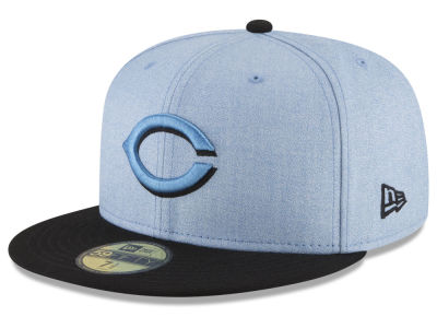 Cincinnati Reds New Era 2018 MLB Father's Day 59FIFTY Cap