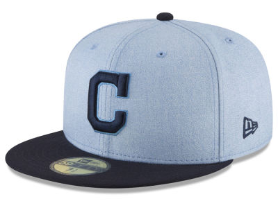 Cleveland Indians New Era 2018 MLB Father's Day 59FIFTY Cap