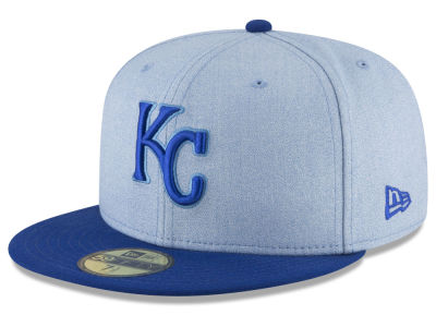 Kansas City Royals New Era 2018 MLB Father's Day 59FIFTY Cap