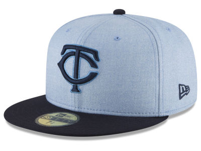 Minnesota Twins New Era 2018 MLB Father's Day 59FIFTY Cap