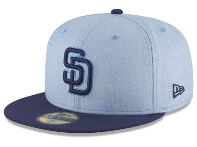 San Diego Padres New Era 2018 MLB Father's Day 59FIFTY Cap