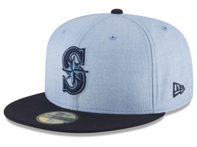 Seattle Mariners New Era 2018 MLB Father's Day 59FIFTY Cap