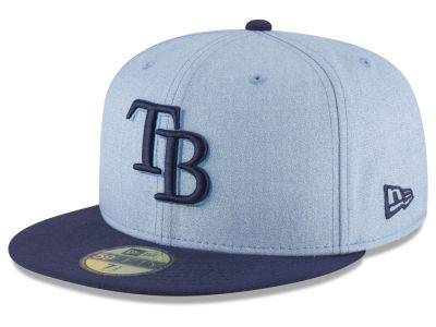 Tampa Bay Rays New Era 2018 MLB Father's Day 59FIFTY Cap