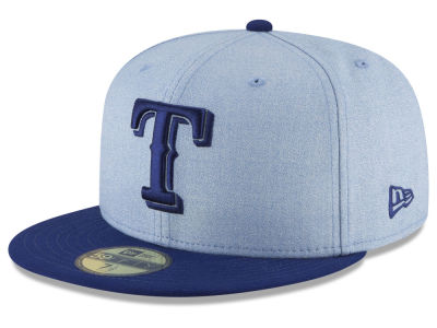 Texas Rangers New Era 2018 MLB Father's Day 59FIFTY Cap