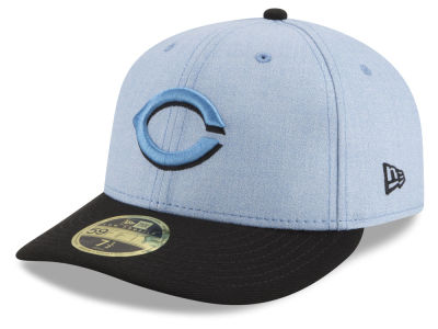 Cincinnati Reds New Era 2018 MLB Father's Day Low Profile 59FIFTY Cap