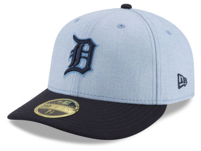 Detroit Tigers New Era 2018 MLB Father's Day Low Profile 59FIFTY Cap