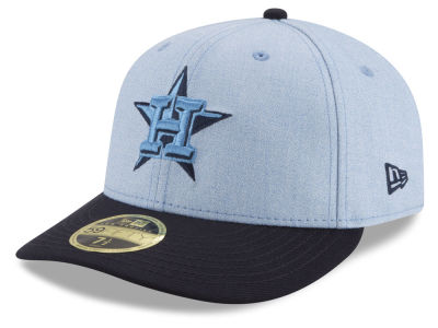 Houston Astros New Era 2018 MLB Father's Day Low Profile 59FIFTY Cap