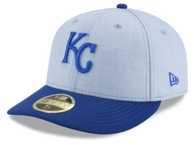 Kansas City Royals New Era 2018 MLB Father's Day Low Profile 59FIFTY Cap