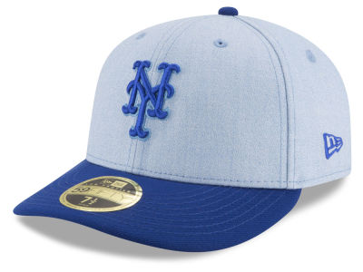 New York Mets New Era 2018 MLB Father's Day Low Profile 59FIFTY Cap