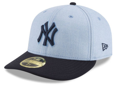 New York Yankees New Era 2018 MLB Father's Day Low Profile 59FIFTY Cap