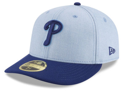 Philadelphia Phillies New Era 2018 MLB Father's Day Low Profile 59FIFTY Cap