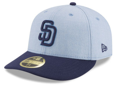 San Diego Padres New Era 2018 MLB Father's Day Low Profile 59FIFTY Cap