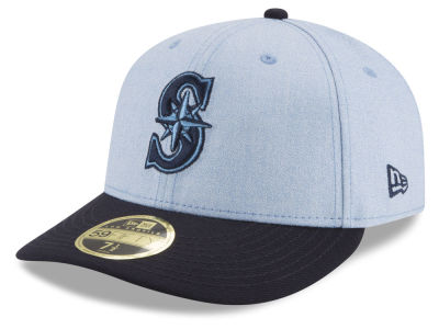 Seattle Mariners New Era 2018 MLB Father's Day Low Profile 59FIFTY Cap