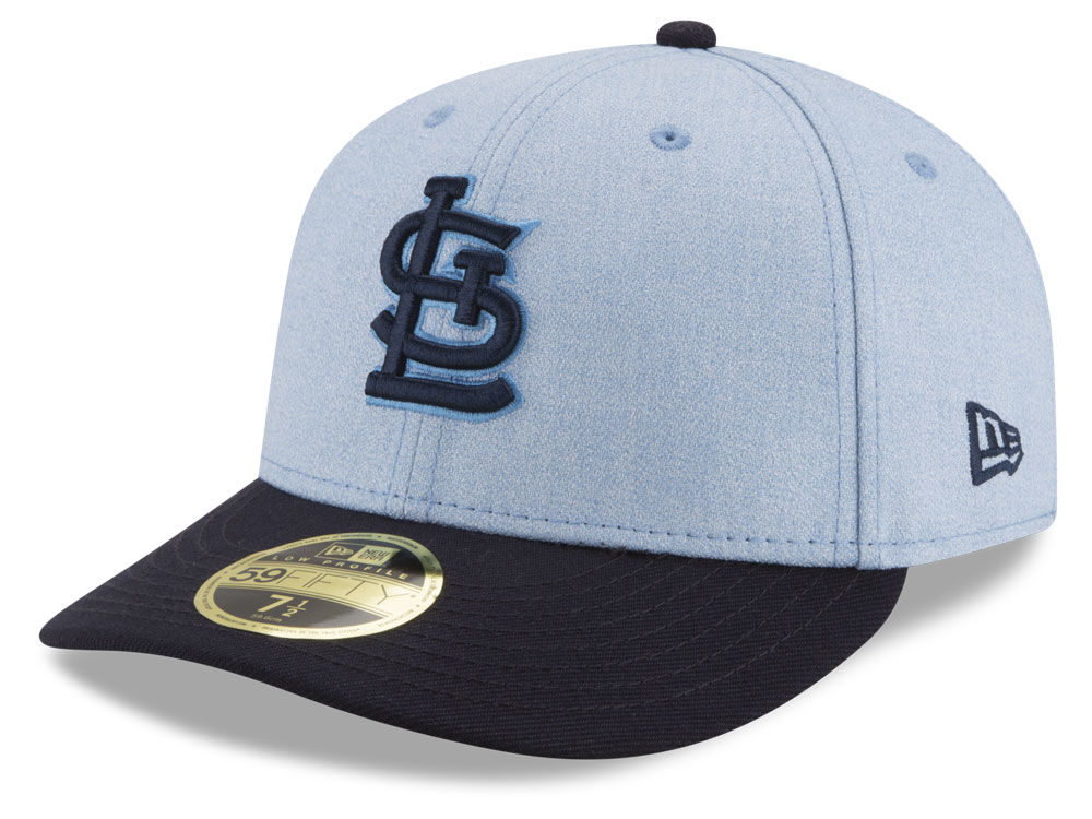 official photos 66191 e6533 ... spain st. louis cardinals new era 2018 mlb fathers day low profile  59fifty cap 2ab40