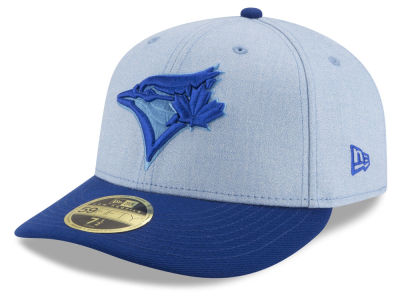 Toronto Blue Jays New Era 2018 MLB Father's Day Low Profile 59FIFTY Cap