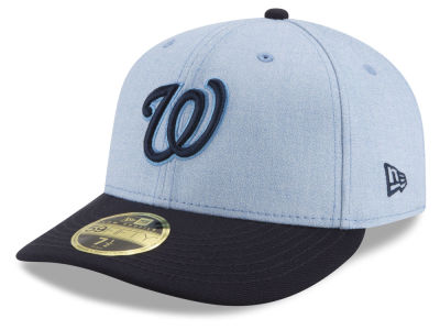 Washington Nationals New Era 2018 MLB Father's Day Low Profile 59FIFTY Cap