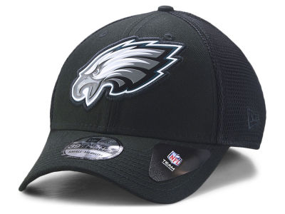 Philadelphia Eagles New Era NFL Fan Mesh 39THIRTY Cap
