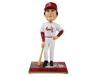 St. Louis Cardinals Tony Larussa Forever Collectibles MLB Legends Bobblehead