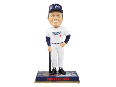 Los Angeles Dodgers Tommy Lasorda Forever Collectibles MLB Legends Bobblehead