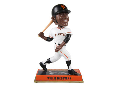 San Francisco Giants Willie McCovey Forever Collectibles MLB Legends Bobblehead