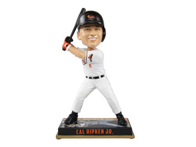 Baltimore Orioles Cal Ripken Jr. Forever Collectibles MLB Legends Bobblehead