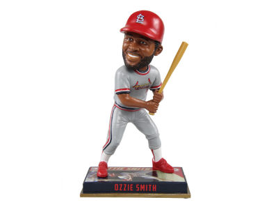 St. Louis Cardinals Ozzie Smith Forever Collectibles MLB Legends Bobblehead
