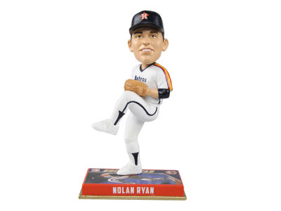 Houston Astros Nolan Ryan Forever Collectibles MLB Legends Bobblehead