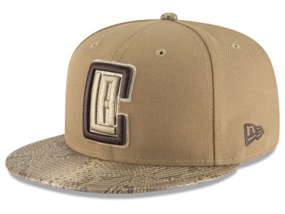 Los Angeles Clippers New Era NBA Snakeskin Sleek 59FIFTY Cap