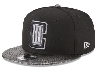 2aec7bd3e2e Los Angeles Clippers New Era NBA Snakeskin Sleek 9FIFTY Snapback Cap