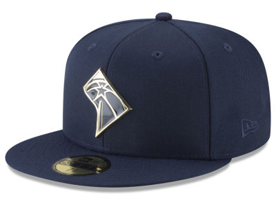 Washington Wizards New Era NBA Gold Stated 59FIFTY Cap