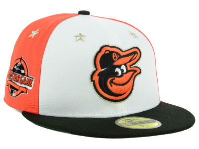 Baltimore Orioles New Era 2018 MLB All Star Game Patch 59FIFTY Cap