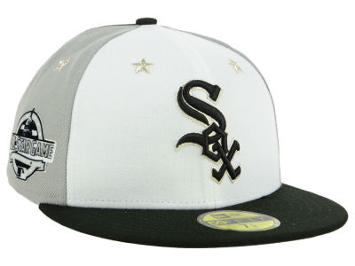Chicago White Sox New Era 2018 MLB All Star Game Patch 59FIFTY Cap