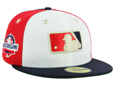 New Era 2018 MLB All Star Game Patch 59FIFTY Cap