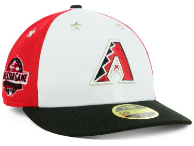 Arizona Diamondbacks New Era 2018 MLB All Star Game Patch Low Profile 59FIFTY Cap