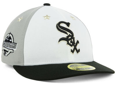 Chicago White Sox New Era 2018 MLB All Star Game Patch Low Profile 59FIFTY Cap