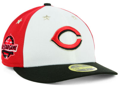 Cincinnati Reds New Era 2018 MLB All Star Game Patch Low Profile 59FIFTY Cap
