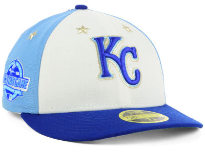 Kansas City Royals New Era 2018 MLB All Star Game Patch Low Profile 59FIFTY Cap
