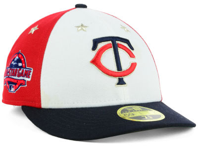 premium selection 13d5d 28369 clearance minnesota twins new era 2018 mlb all star game patch low profile  59fifty cap 66e30