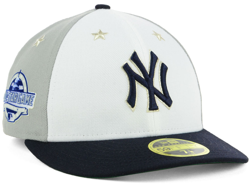 New York Yankees New Era 2018 MLB All Star Game Patch Low Profile 59FIFTY  Cap  4f033c459
