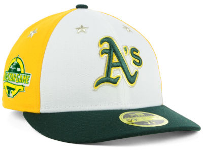 Oakland Athletics New Era 2018 MLB All Star Game Patch Low Profile 59FIFTY Cap