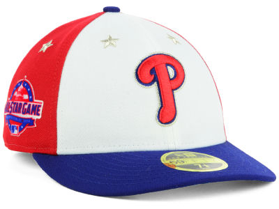Philadelphia Phillies New Era 2018 MLB All Star Game Patch Low Profile 59FIFTY Cap