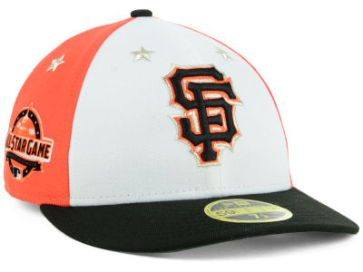 San Francisco Giants New Era 2018 MLB All Star Game Patch Low Profile 59FIFTY Cap