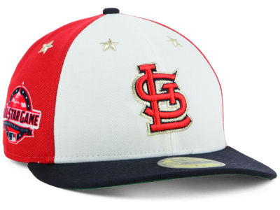 St. Louis Cardinals New Era 2018 MLB All Star Game Patch Low Profile 59FIFTY Cap