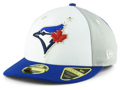 Toronto Blue Jays New Era 2018 MLB All Star Game Patch Low Profile 59FIFTY Cap