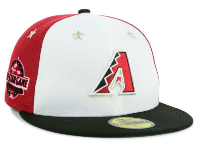 Arizona Diamondbacks New Era 2018 MLB Kids All Star Game Patch 59FIFTY Cap